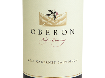 2015 Oberon Cabernet Sauvignon
