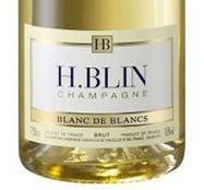 NV H. Blin Blanc de Blancs