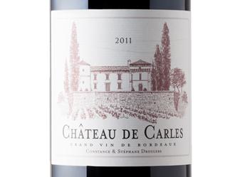 2011 Château de Carles Grand Vin