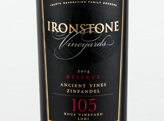 2014 Ironstone Rsv Ancient Vines ZIN