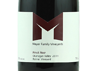 2011 Meyer Pinot Noir Reimer Vineyard