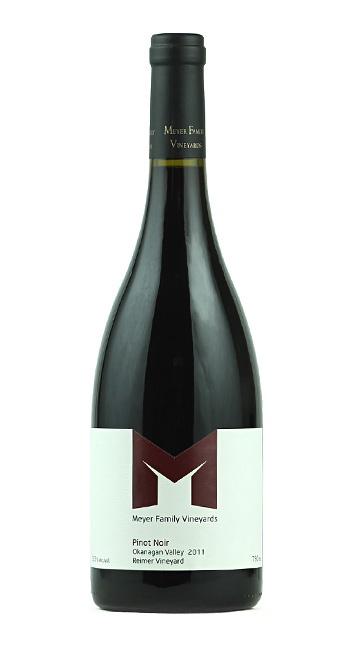 2011 Meyer Pinot Noir Reimer Vineyard