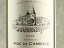 2006 Château Roc de Candale