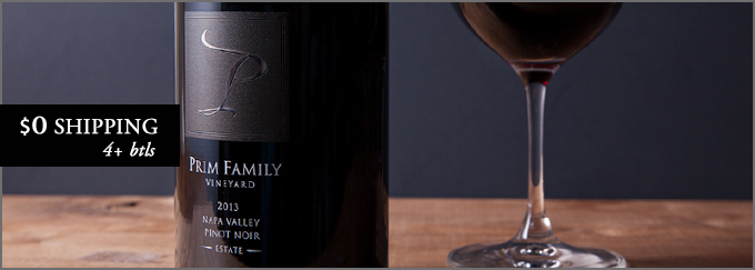2013 Prim Family Estate Pinot Noir