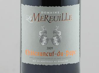 2009 Domaine la Mereuille