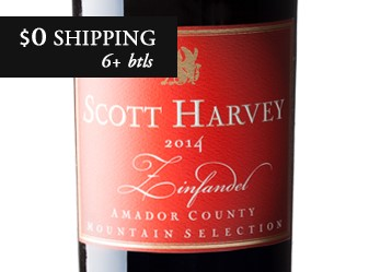 2014 Scott Harvey Mountain Selection