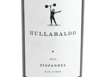 2012 Hullabaloo Old Vines Zinfandel