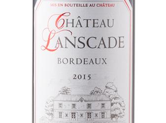 2015 Château Lanscade Rouge Superieur