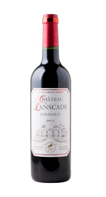 2015 Château Lanscade Rouge