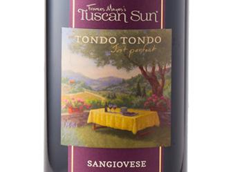 2014 Tuscan Sun Sangiovese