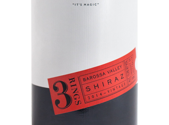 2014 3-Rings Shiraz
