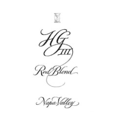 2016 Hourglass 'HG III' Red Blend