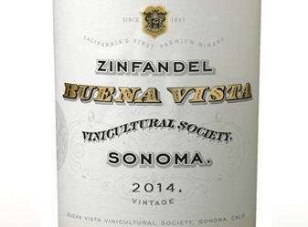 2014 Buena Vista Zinfandel