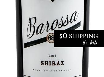 2011 Barossa Shiraz