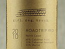 2010 girl. dog. truck. Roadtrip Red