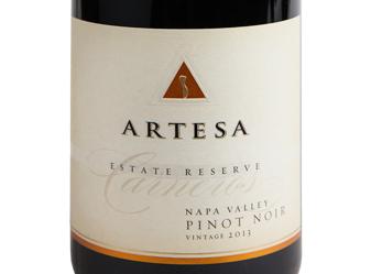 2013 Artesa Estate Rsv Pinot Noir