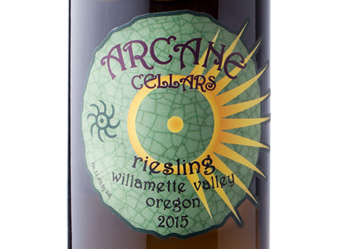2015 Arcane Dry Riesling