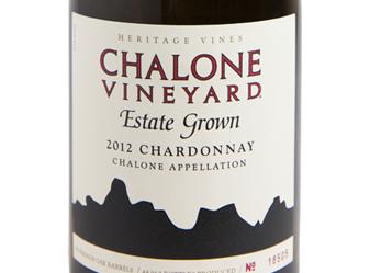 2012 Chalone Estate Chardonnay