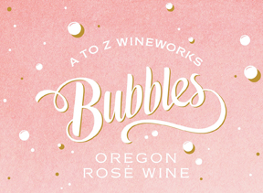 NV A to Z Wineworks 'Bubbles'