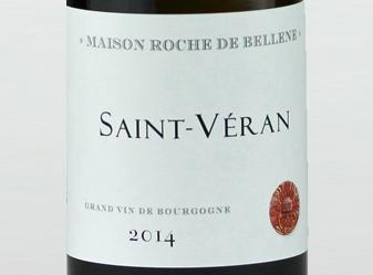 2014 Roche de Bellene Saint Veran WT