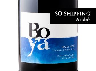 2013 Boya Pinot Noir