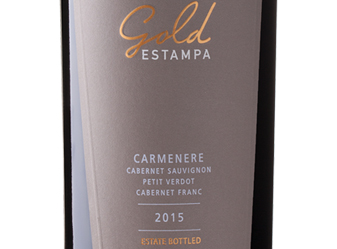 2015 Estampa Gold Carménère