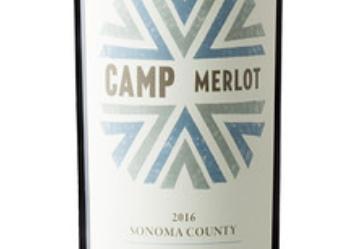 2016 Camp Merlot