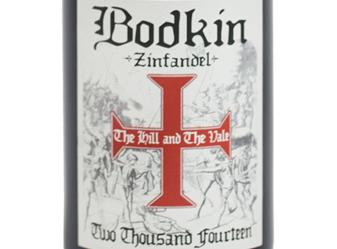 2014 Bodkin Zinfandel