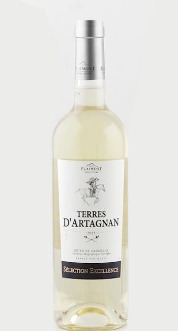 2015 Terres Artagnan Cuvée Excellence