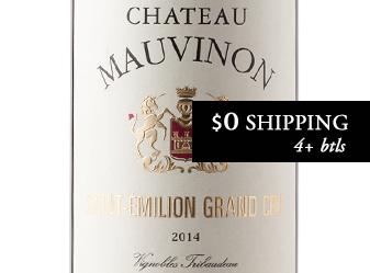 2014 Château Mauvignon St. Émilion
