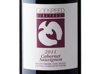 2011 Godspeed Cabernet Sauvignon