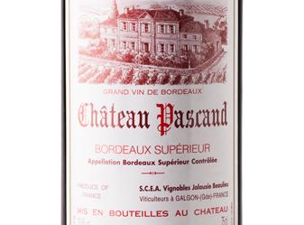 2012 Château Pascaud Bordeaux AOC
