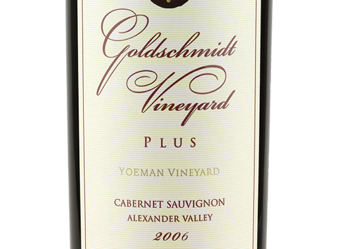 2006 Goldschmidt PLUS Cab Sauvignon