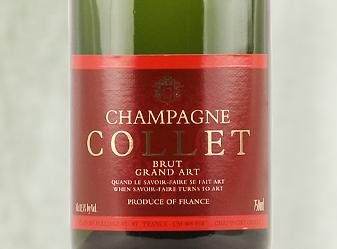 NV Champagne Collet Grand Art Brut
