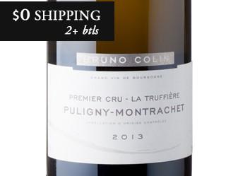 2013 Bruno Colin Puligny-Montrachet