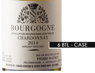 2014 P. Matrot Bourgogne 375ml ½ Case