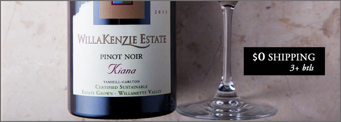 2013 WillaKenzie Kiana Pinot Noir