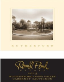 2015 Round Pond Estate Cabernet Sauv