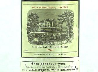 1961 Château Lafite Rothschild