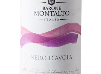 2016 Barone Montalto Nero d'Avola