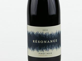 2014 Resonance Pinot Noir