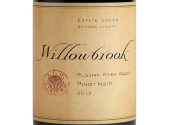 2013 Willowbrook Estate Pinot Noir
