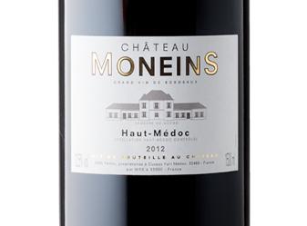 2012 Chateau Moneins, Magnum