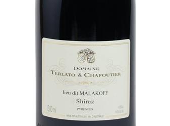 2008 Terlato & Chapoutier Shiraz 1.5L