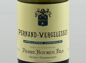 2012 Bourée Fils Pernand-Vergelesses