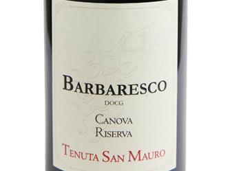 2004 San Mauro Barbaresco Canova Rsv