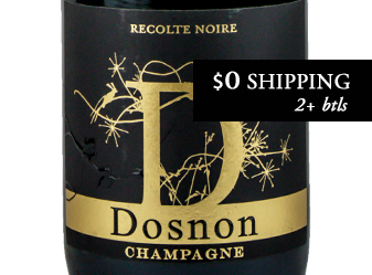 Dosnon and Lepage Recolte Noire 375ml