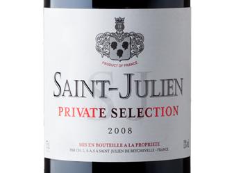 2008 Private Selection Saint Julien