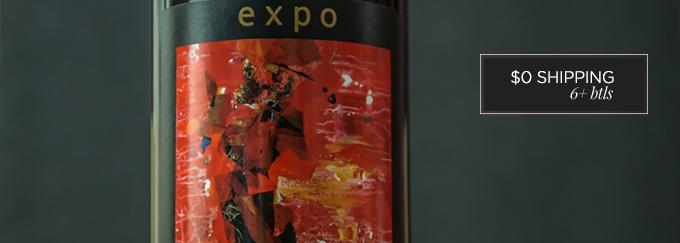 2013 Expo Cabernet Sauvignon