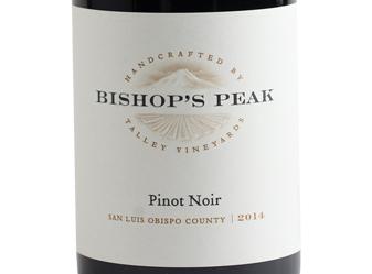 2014 Bishop's Peak Pinot Noir
